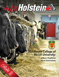 Info Holstein Oct/Nov  2012 Cover