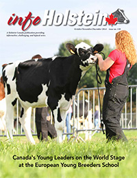 Info Holstein Oct/Nov  2014 Cover
