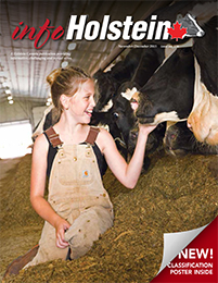 Info Holstein Nov/Dec  2014 Cover