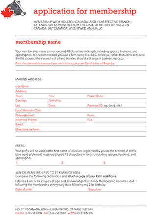 Link to Membership Form
