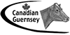 Canadian Guernsey Association Logo