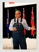 Relive the Magic of Tom Byers at the 2013 AGM