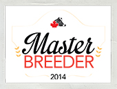 Joining the Ranks – 2014 Master Breeders Revealed